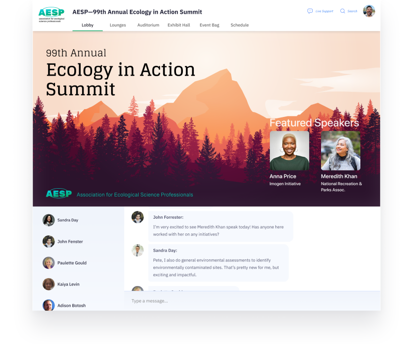Ecology In Action Summit